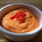 Easy Roasted Red Pepper Hummus Recipe