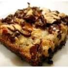 Rocky Road Squares - Reminds one of that yummy ice cream flavor.