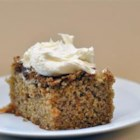 Lite Carrot Cake - An alternative to the usually high fat carrot cake.  Moist and delicious.