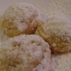 Tea Cookies I - This recipe makes 30 to 35 cookies. They are delicious, can't eat just one.