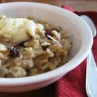 Healthy Coconut Oatmeal