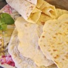 Norwegian Lefse - I was raised on Lefse as a special treat for the holidays.  We still make it every holiday season, and this is the best recipe ever. We eat ours with butter and sugar. Note: you will need a potato ricer to prepare this recipe.