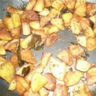 Bengaladumpa Vepudu (Potato Stir-Fry) - Potatoes are stir-fried with a variety of spices in this Indian recipe.