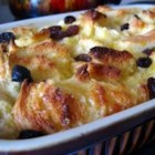 Bread Pudding II - This lightly spiced, extra-thick bread pudding is made with simple pantry items like bread, eggs, milk, and sugar. Best made with a rich egg bread or a moist white loaf.