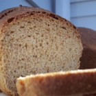 Cracked Wheat Bread II - A light, wholesome and flavorful bread that's lightly kissed with molasses and honey.