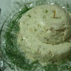 Congealed Chicken Salad - A wonderful salad for holiday parties. Serve with plenty of crackers.