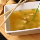Miso Soup - You can use yellow, white, or red miso paste for the soup, depending on your preference.  You will also need dashi, which is made of dried kelp (seaweed) and dried bonito (fish), and can be purchased in granules or powder form in conveniently-sized jars.