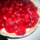 Cherry Cheese Pie II - This is a sweet creamy pie with a cherry topping. Very easy and very good!!!  You'll be glad you tried it!