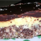 Nanaimo Bars I - These are a totally sinful concoction containing more calories than one would care to   count.  A decadent dessert!  Will satisfy any sweet tooth!