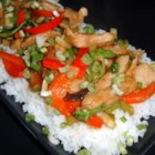 Pork Chop Suey - This is a very easy, tasty recipe.  Serve over rice and sprinkle with chopped green onions.