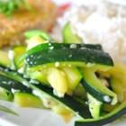 Zucchini 'Noodles'