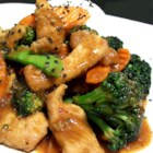 Pork, Apple, and Ginger Stir-Fry with Hoisin Sauce Recipe