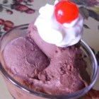 Bittersweet Chocolate and Stout Beer Ice Cream - This rich and creamy grown up frozen treat is simple to make and sure to impress your guests.