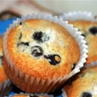 Aunt Blanche's Blueberry Muffins - These are delicious and cake-like. I always double the recipe and make huge Texas-style muffins.