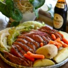 Corned Beef and Cabbage I - This traditional Irish dish is the centerpiece for many a St. Patrick's Day table. Corned beef takes a long, lovely simmer with potatoes, carrots and cabbage for a hearty and satisfying dish.