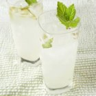 Mojito - A refreshing cocktail made with lime juice, rum, club soda and fresh mint.