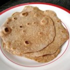 Roti Bread from India - This version of the delicate Indian flatbread uses durum wheat flour - the kind often used to make pasta - for its durability.