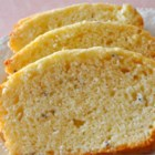 Lavender Tea Bread - I make this tea bread when the  lavender is in bloom. Try it with fresh strawberry slices on top.