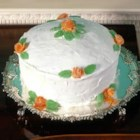 Martha Washington's Cake - This is a long procedure, but well worth the trouble.  A great cake.  Makes about 11 pounds.