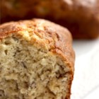 Cathy's Banana Bread -  Sour cream makes this bread especially moist and a bit tangy, a fine counterpoint to the intense sweetness of banana.