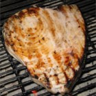 Grilled Swordfish - Swordfish steaks, quickly marinated in teriyaki sauce and seasoned with garlic powder and grilled for a delicious, quick meal any night of the week.