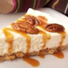 No Bake Cheesecake I - This is as quick and easy as cheesecake recipes get, using cookies and graham crackers for a crust in a no-bake cheesecake.