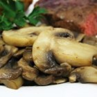 Last Minute Mushrooms - This recipe for a buttery, delicious, mushroom side dish couldn't be any simpler.  It goes well with fish fillets, baked chicken, steak, and just about any other main dish.