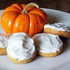 Pumpkin Cookies VII - These cookies are very soft and moist with a cake-like texture and my family always loves them. They are great any time of the year.