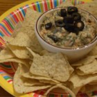 Hot Mexican Spinach Dip - Take your taste buds on a wild joyride to old Mexico with this hot, creamy dip. Spinach, salsa and Monterey Jack cheese are blended in a harmonious flamenco of flavors that's great with tortilla chips.