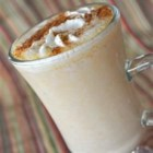 Famous No Coffee Pumpkin Latte - You won't miss the coffee in this creamy and satisfying pumpkin and spice latte. For a special treat, top with whipped cream and a pinch of nutmeg.
