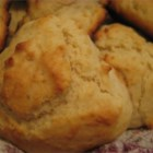 Mayonnaise Biscuits - These versatile mayonnaise drop biscuits are a Southern tradition.