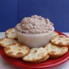 Black Bean Hummus with Tahini - This is a creamier variation on traditional Middle Eastern Eastern hummus using black beans instead of garbanzo beans.