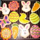 Sugar Cookie Cutouts - I found this to be the best sugar cookie recipe for cutouts! very good flavor even without the frosting.