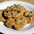 A to Z Everything-but-the-Kitchen-Sink Chocolate Chip Cookies - This the most amazing cookie recipe that I have ever baked! It has oats, chocolate chips, coconut, cornflakes, walnuts, plus much more - They're chewy, crispy, crunchy and fabulous! No one could get enough!  I just had to share this with you all!  Enjoy!