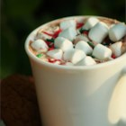 Hot Chocolate - A blend of milk, chocolate, sugar, cinnamon and egg make a simple, sweet hot chocolate.