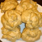 Pecan Clouds - Melt in your mouth pecan cookies.