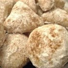 Snowballs - These nut and butter cookie with a sugar coating are great for the holidays when sampling lots of cookies. Just pop one in your mouth and enjoy!