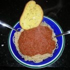 Grandma's Meat Sauce - This is a great meaty pasta sauce recipe passed down through the generations from my great great grandfather in Sicily. I also use this sauce when I make my lasagna. I don't like large chunks of meat in my sauce, so I put it all in the food processor when done and it comes out as a very thick meaty sauce.