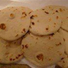 Tortillas II - Make a small batch of fresh, tasty wheat tortillas with this easy-to-follow recipe.