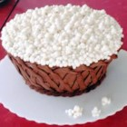 Popcorn Cake II - Delicious-- kids of all age love this cake. Best eaten the day it is made.