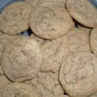 Chewy Cinnamon Cookies - These delicious cinnamon cookies are made with graham cracker crumbs.