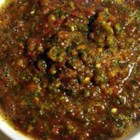 Simple Texas Salsa - This is the most delicious salsa that doesn't require any cooking!
