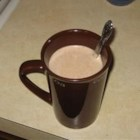 Peanut Buttercup Hot Chocolate - Hot chocolate mixed with peanut butter makes this yummy treat.