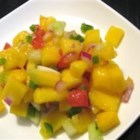 Mango Salsa - This spicy, fruity blend of fresh ingredients will turn any dish into an exciting new favorite!
