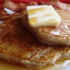 Mom's Applesauce Pancakes - This was passed down from my mother. I don't know where she got it, but it was always a special request at brunches. Serve with maple syrup or apple butter.