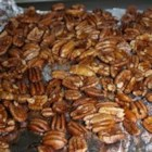 Toasted Pecans - This crunchy snack is easy to make and has a delightful salty flavor.