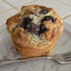 Blueberry Nut Muffins - Blueberries and walnuts work together in these lightly sweetened muffins.