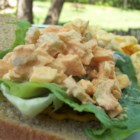 Crunchy Egg Salad - Crisp water chestnuts and tangy sweet relish give an unexpected crunch to this tasty egg salad.  Serve on thick slices of bread, or as a spread for crackers.