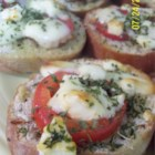 Becca's Bruschetta - This is a great appetizer, especially for entertaining guests. It goes well with any Italian entree, doesn't require a lot of work, and it tastes wonderful!