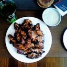 Craig's Mystic Wings - Habanero chili peppers heat up this sensational barbecue sauce for a dynamite chicken wing dish.